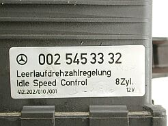 leerlaufdrehzahlregelung mercedes benz high idle hell Circuit Breaker Box at nearapp.co